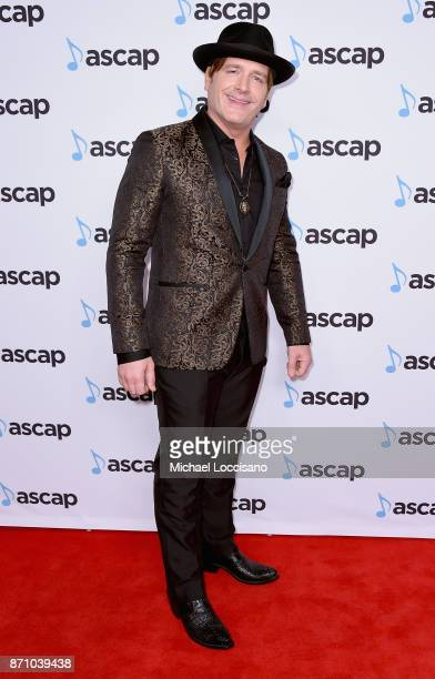 Singersongwriter Jerrod Niemann attends the 55th annual ASCAP Country Music awards at the Ryman Auditorium on November 6 2017 in Nashville Tennessee