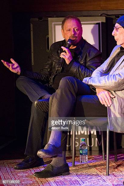 Singer/songwriter Jerry Goldstein onstage during Bert Berns Event at The GRAMMY Museum on December 1 2016 in Los Angeles California