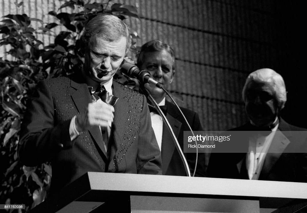 Georgia Music Hall Of Fame Induction Ceremony - 1987 : News Photo