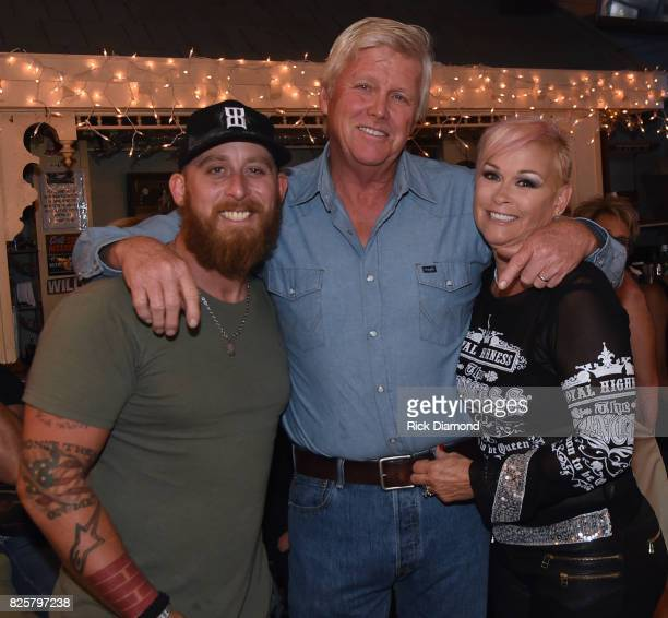 Singer/Songwriter Jesse Keith Whitley Randy White and Singer/Songwriter Lorrie Morgan during An Intimate Night With The Morgans Lorrie Morgan Marty...