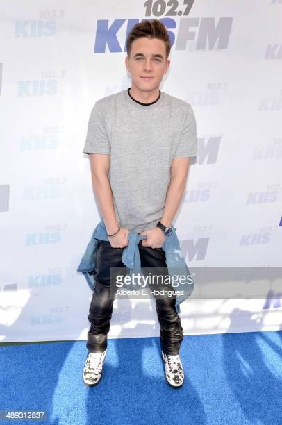 Singer/songwriter Jesse McCartney attends 102.7 KIIS FM's 2014 Wango Tango at StubHub Center on May 10, 2014 in Los Angeles, California.