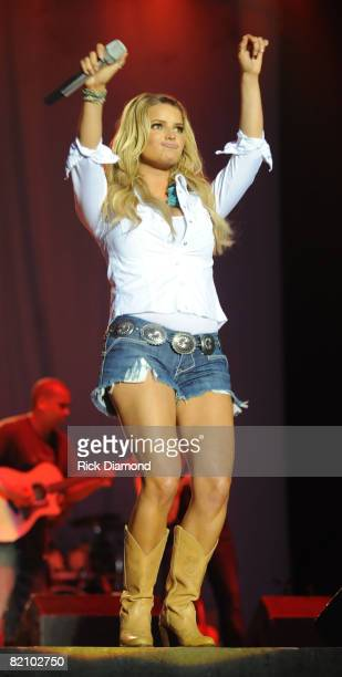 Singer/Songwriter Jessica Simpson performs her first live performance in 3 years debuting music from her forthcoming Country Album at the 16th Annual...
