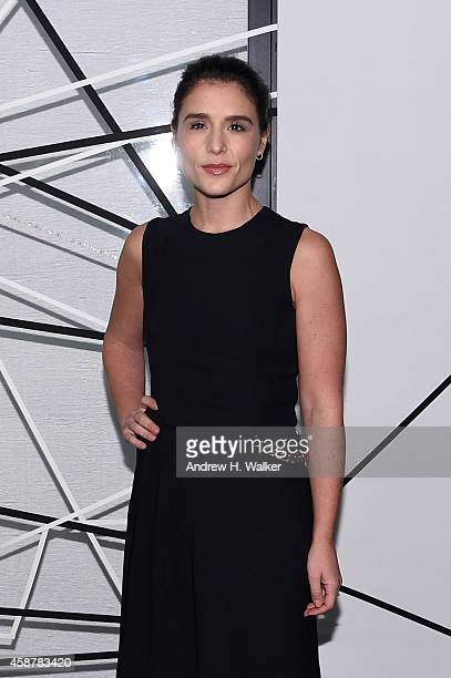 Singersongwriter Jessie Ware attends The Museum of Modern Art's 2014 Film Benefit Honoring Alfonso Cuaron at The Museum of Modern Art on November 10...
