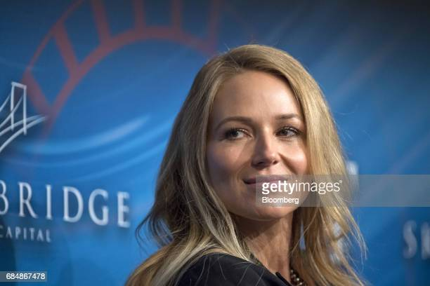 SingerSongwriter 'Jewel' Kilcher attends the Skybridge Alternatives conference in Las Vegas Nevada US on Thursday May 18 2017 The SALT Conference...