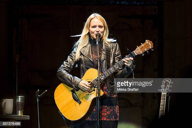 Singersongwriter Jewel performs at The Mountain Winery on May 13 2016 in Saratoga California