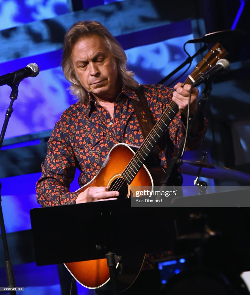 Singer/Songwriter Jim Lauderdale performs during Music City Roots at The Factory At Franklin on August 16, 2017 in Franklin, Tennessee.