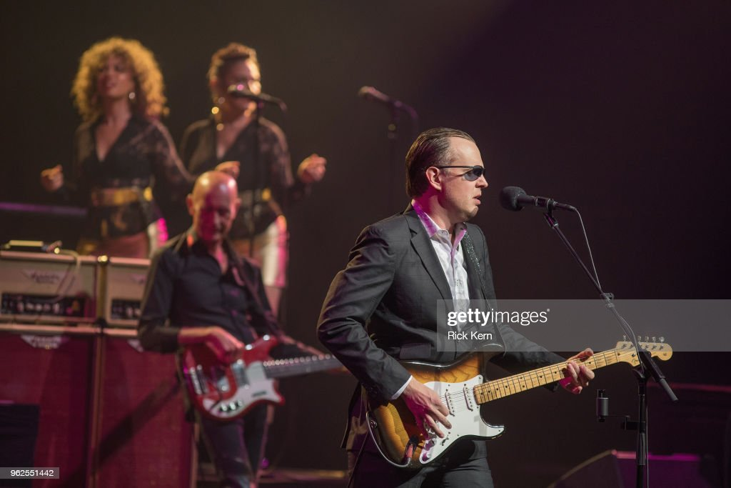 Joe Bonamassa Performs At ACL Live
