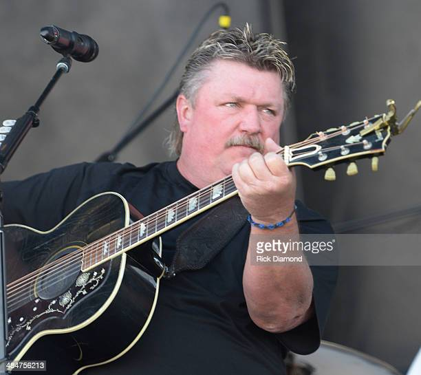 Singer/Songwriter Joe Diffie at Country Thunder USA In Florence, Arizona - Day 4 on April 13, 2014