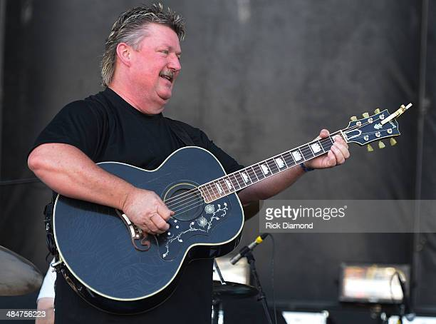 Singer/Songwriter Joe Diffie at Country Thunder USA In Florence Arizona Day 4 on April 13 2014
