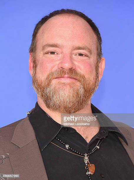 Singer/songwriter John Carter Cash attends the 49th annual CMA Awards at the Bridgestone Arena on November 4 2015 in Nashville Tennessee