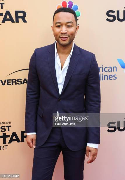 SingerSongwriter John Legend attends NBC's Jesus Christ Superstar Live In Concert FYC event at the Egyptian Theatre on May 21 2018 in Hollywood...
