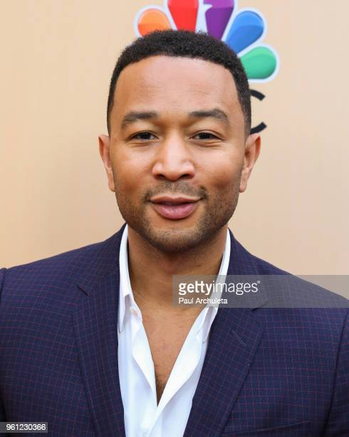 "Singer-Songwriter John Legend attends NBC's ""Jesus Christ Superstar Live In Concert"" FYC event at the Egyptian Theatre on May 21, 2018 in Hollywood,..."