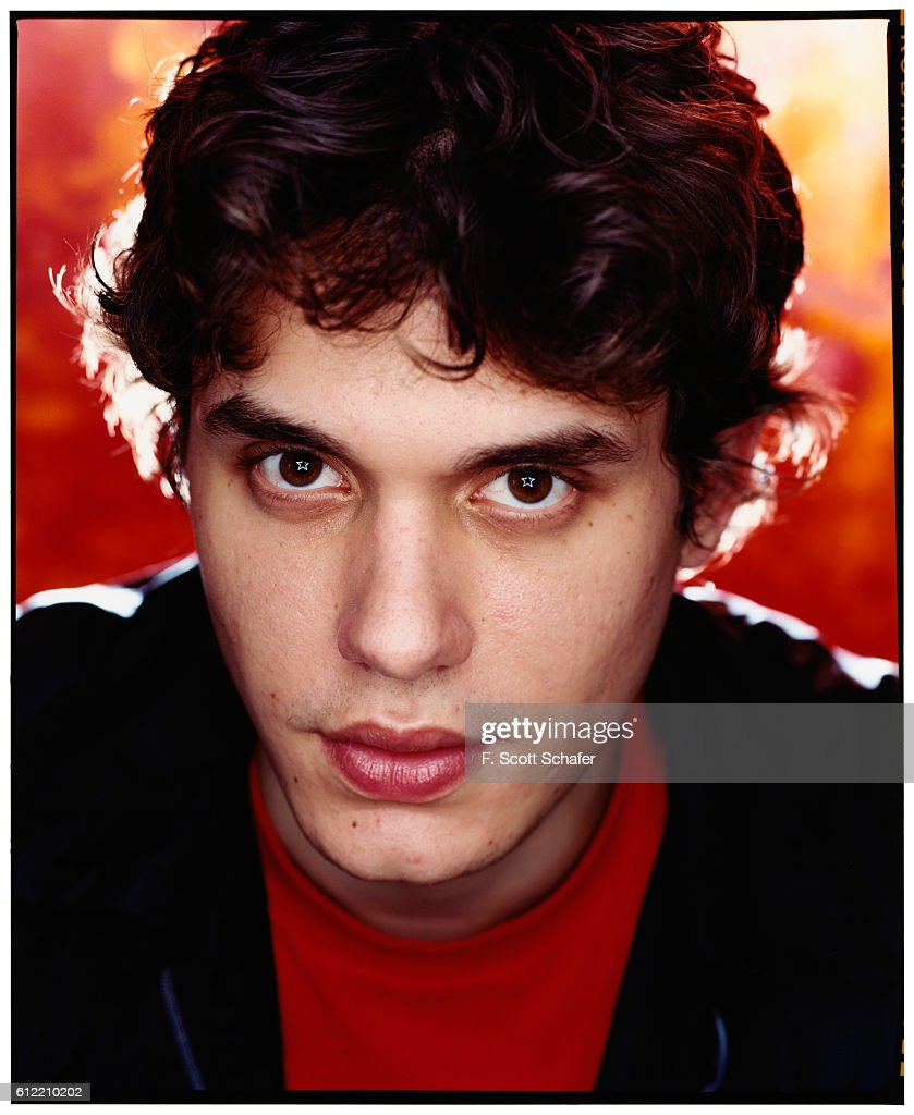 Singer/songwriter John Mayer is photographed for Request in 2003 in New York City.