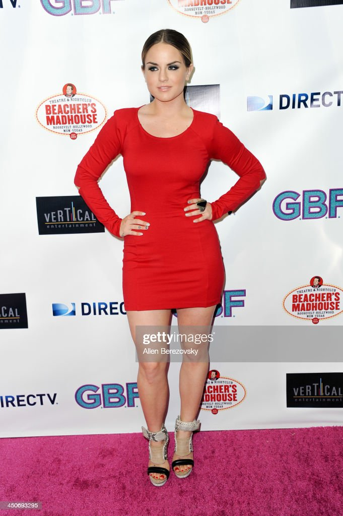 Singer/songwriter JoJo arrives at the Los Angeles premiere of 'G.B.F.' at Chinese 6 Theater in Hollywood on November 19, 2013 in Hollywood, California.