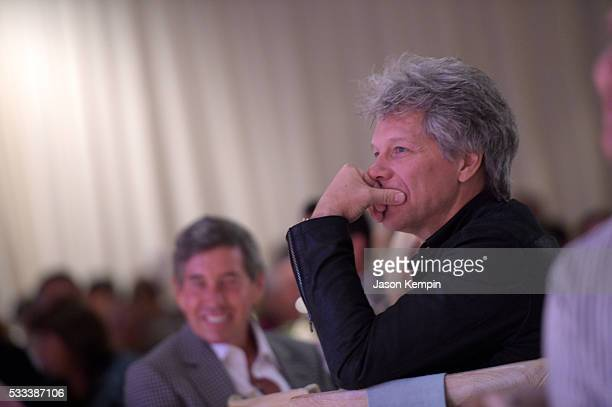Singersongwriter Jon Bon Jovi attends The Heart Foundation 20th Anniversary Event honoring Discovery Land Company's Mike Meldman at the Green Acres...