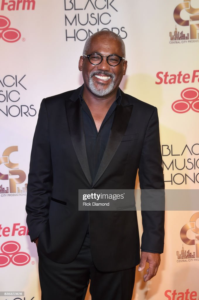 Singer-songwriter Jonathan Butler arrives at the 2017 Black Music Honors at Tennessee Performing Arts Center on August 18, 2017 in Nashville, Tennessee.