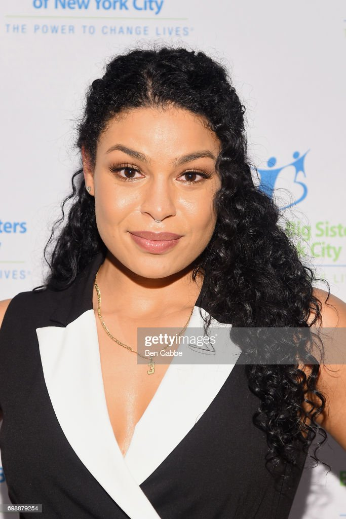 Singer-songwriter Jordin Sparks attends the Big Brothers Big Sisters of NYC annual Casino Jazz Night at Cipriani 42nd Street on June 20, 2017 in New York City.