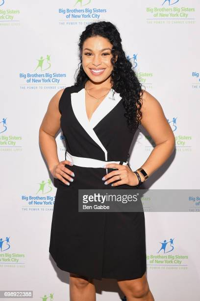 Singersongwriter Jordin Sparks attends the Big Brothers Big Sisters of NYC annual Casino Jazz Night at Cipriani 42nd Street on June 20 2017 in New...