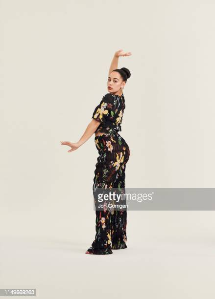 Singer-songwriter Jorja Smith is photographed for the Observer on January 30, 2019 in London, England.
