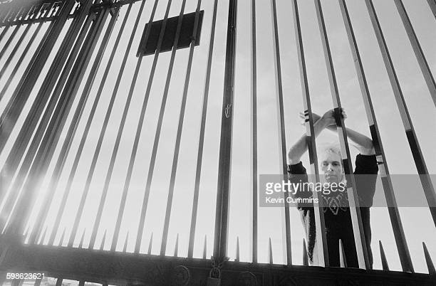 Singersongwriter Julian Cope of English pop group The Teardrop Explodes Liverpool November 1981