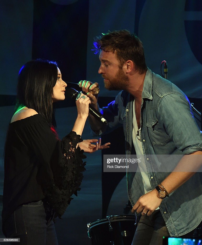 Charles Kelley of Lady Antebellum Special Performance : News Photo