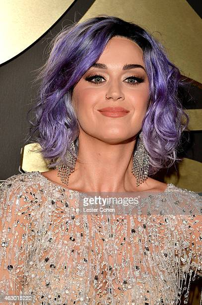 Singersongwriter Katy Perry attends The 57th Annual GRAMMY Awards at the STAPLES Center on February 8 2015 in Los Angeles California