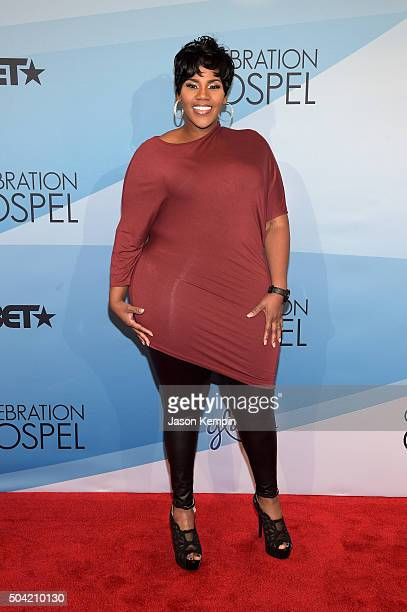Singersongwriter Kelly Price attends BET Celebration Of Gospel 2016 at Orpheum Theatre on January 9 2016 in Los Angeles California