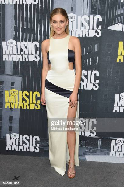Singersongwriter Kelsea Ballerini attends the 2017 CMT Music Awards at the Music City Center on June 7 2017 in Nashville Tennessee