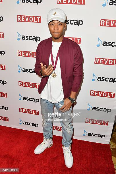 Singer/songwriter Kevin Ross attends the 2016 ASCAP Rhythm Soul Awards at the Beverly Wilshire Four Seasons Hotel on June 23 2016 in Beverly Hills...