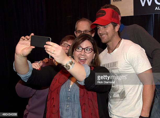 Singer/Songwriter Kip Moore attends Red Carpet Radio Presented By Westwood One For The American County Countdown Awards at the Music City Center on...