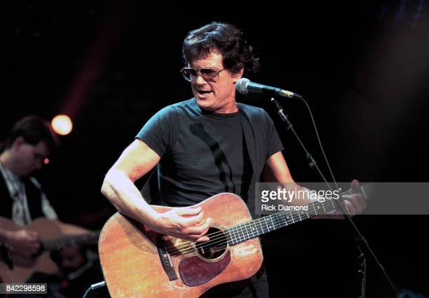 Singer/Songwriter Kris Kristofferson performs during Elvis The Tribute at The Pyramid Arena in Memphis Tennessee October 08 1994