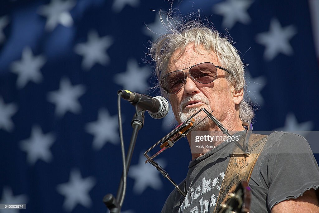 Willie Nelson's 4th Of July Picnic : News Photo