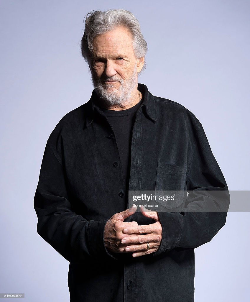 Singer/Songwriter Kris Kristofferson poses at The Life & Songs of Kris Kristofferson produced by Blackbird Presents at Bridgestone Arena on March 16, 2016 in Nashville, Tennessee.