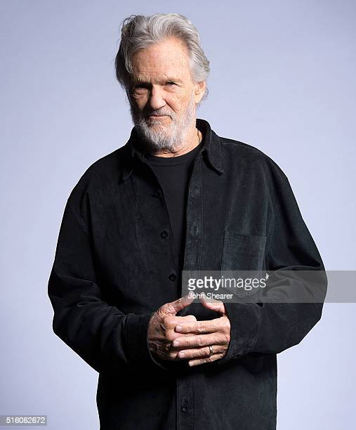 Singer/Songwriter Kris Kristofferson poses at The Life Songs of Kris Kristofferson produced by Blackbird Presents at Bridgestone Arena on March 16...