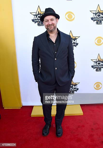 Singersongwriter Kristian Bush attends the 50th Academy of Country Music Awards at ATT Stadium on April 19 2015 in Arlington Texas