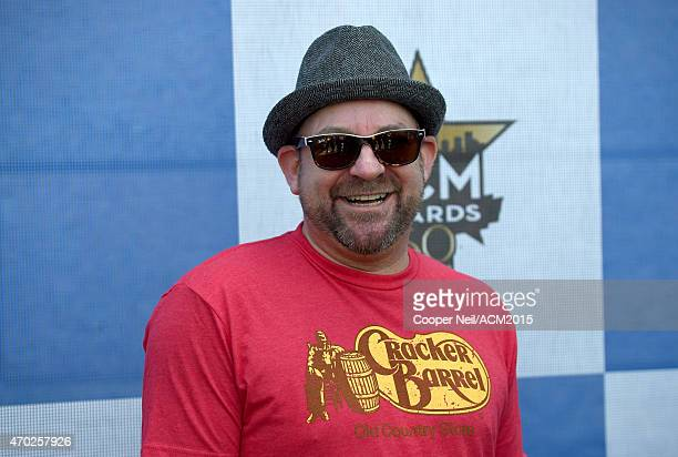 Singersongwriter Kristian Bush attends the ACM Party For A Cause Festival at Globe Life Park in Arlington on April 18 2015 in Arlington Texas
