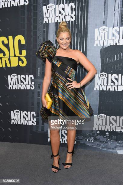 Singersongwriter Lauren Alaina attends the 2017 CMT Music Awards at the Music City Center on June 7 2017 in Nashville Tennessee