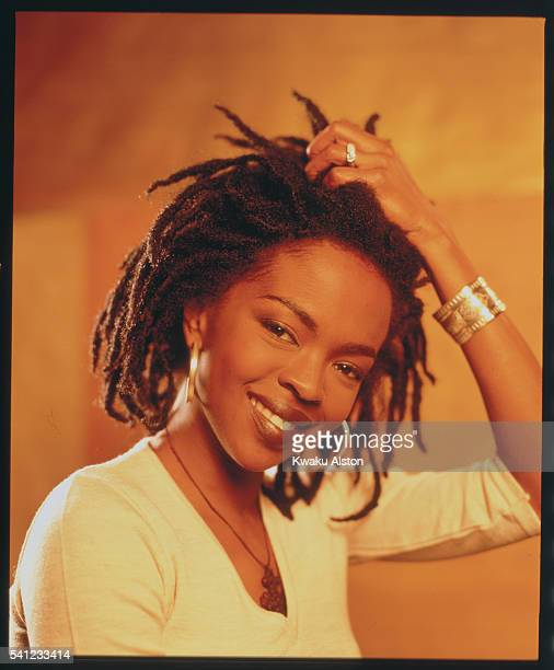 Singer/songwriter Lauryn Hill is photographed for Time Magazine in 1999 in New York City