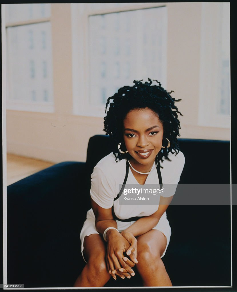 Lauryn Hill, Time, February 8, 1999 : News Photo