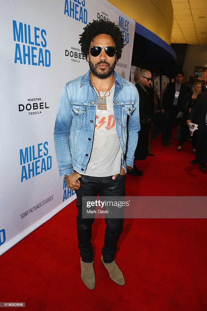 """Premiere Of Sony Pictures Classics' """"Miles Ahead"""" - Red Carpet : News Photo"""
