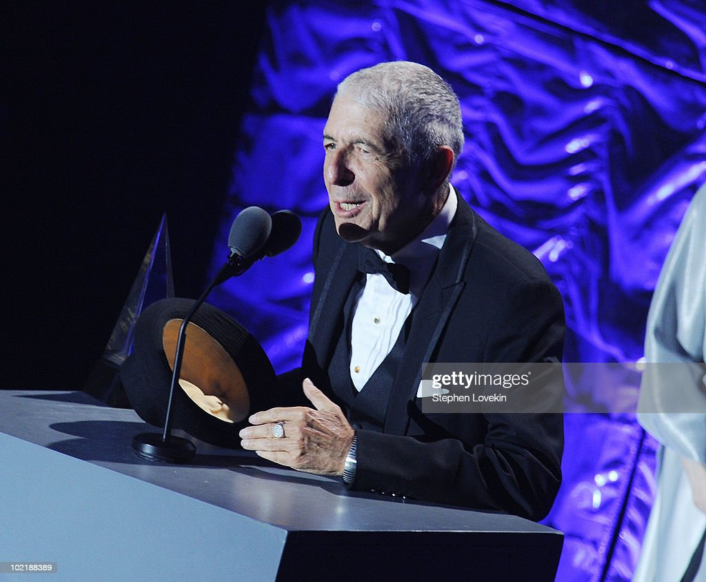 41st Annual Songwriters Hall Of Fame - Show : News Photo