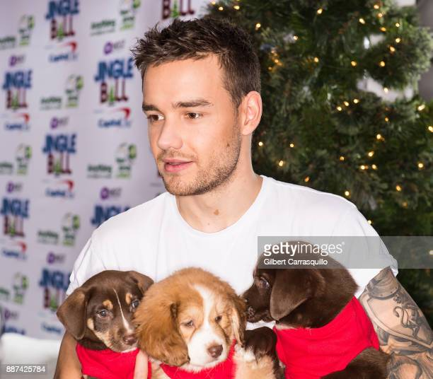 Singersongwriter Liam Payne attends Q102's Jingle Ball 2017 Presented by Capital One at Wells Fargo Center on December 6 2017 in Philadelphia...