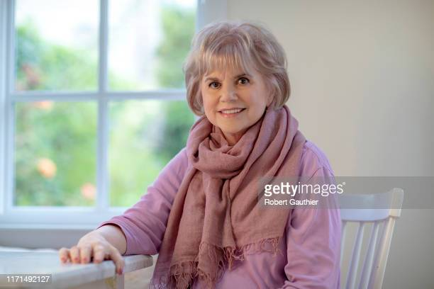 Singer/songwriter Linda Ronstadt is photographed for Los Angeles Times on August 27, 2019 in Los Angeles, California. PUBLISHED IMAGE. CREDIT MUST...
