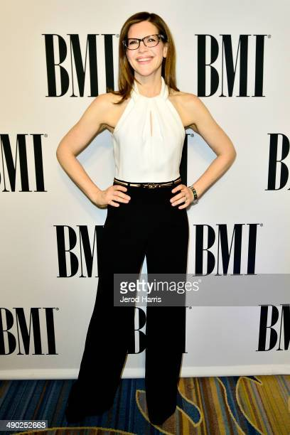 Singer/songwriter Lisa Loeb attends the 62nd Annual BMI Pop Awards at Regent Beverly Wilshire Hotel on May 13 2014 in Beverly Hills California
