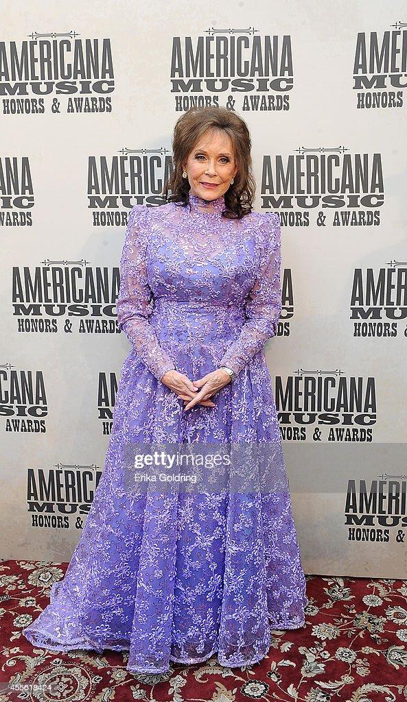 Singer Songwriter Loretta Lynn Attends The 13th Annual