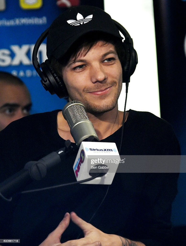 Celebrities Visit SiriusXM - January 25, 2017 : News Photo