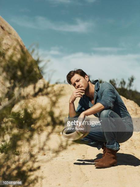 Singersongwriter Luke Bracey is photographed for Man of Metropolis magazine on March 18 2017 in Los Angeles California
