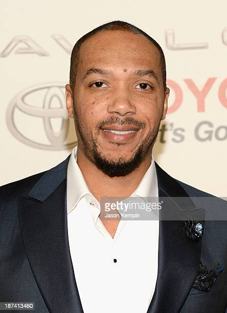 Singer/songwriter Lyfe Jennings attends the Soul Train Awards 2013 at the Orleans Arena on November 8 2013 in Las Vegas Nevada