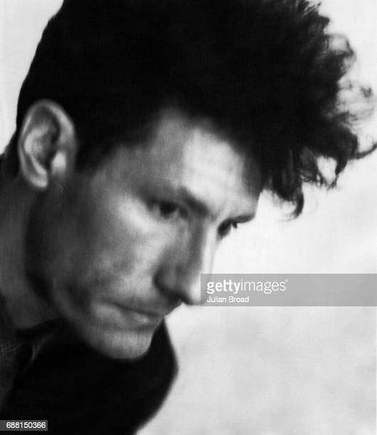 Singersongwriter Lyle Lovett is photographed in London England