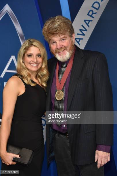 Singersongwriter Mac McAnally attends the 51st annual CMA Awards at the Bridgestone Arena on November 8 2017 in Nashville Tennessee